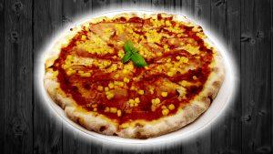 Pizza Giallo